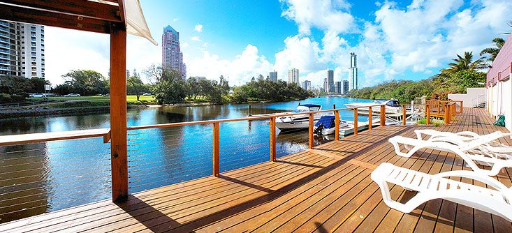 Gold Coast Holiday Accommodation at Narrowneck Court